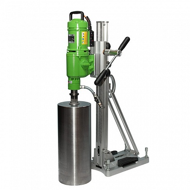 Установка алмазного бурения DRILLKOMPLEKT 200 STANDART Plus